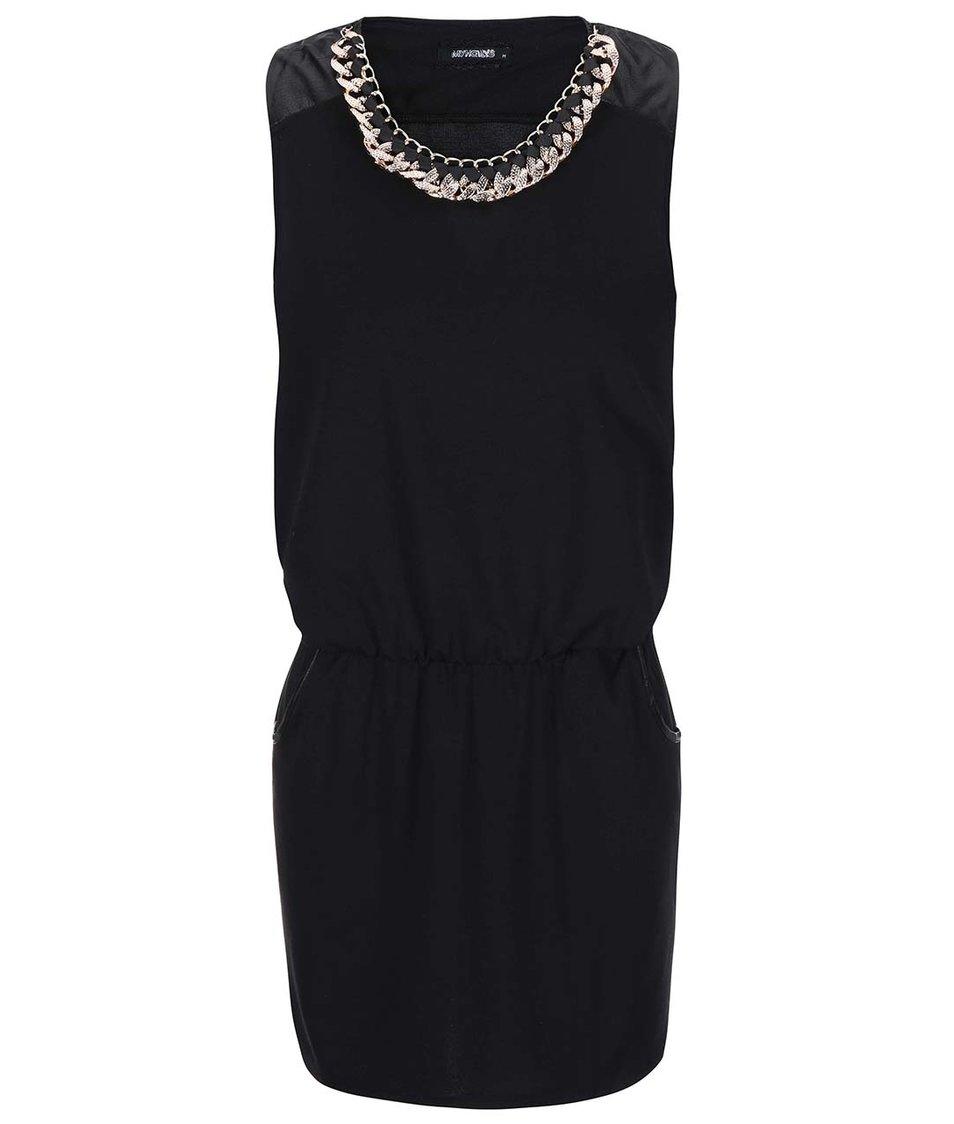 Černé šaty Haily´s Allison
