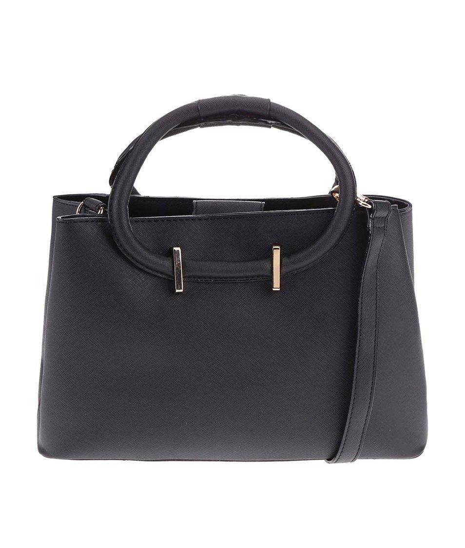 Černá malá kabelka do ruky Dorothy Perkins
