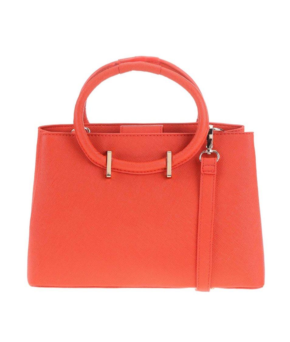 Oranžová malá kabelka do ruky Dorothy Perkins