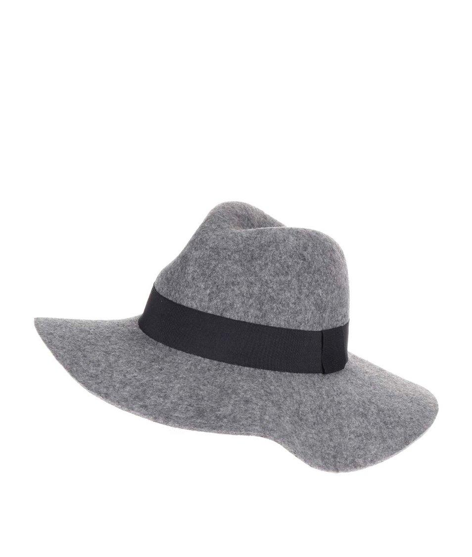 Šedý klobouk Dorothy Perkins