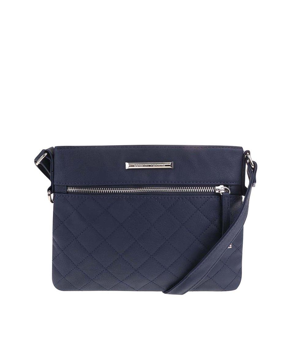 Tmavě modrá malá kabelka přes rameno Dorothy Perkins