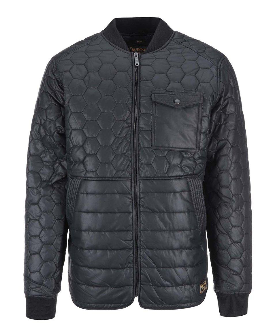 Černá pánská bunda Burton Mallett