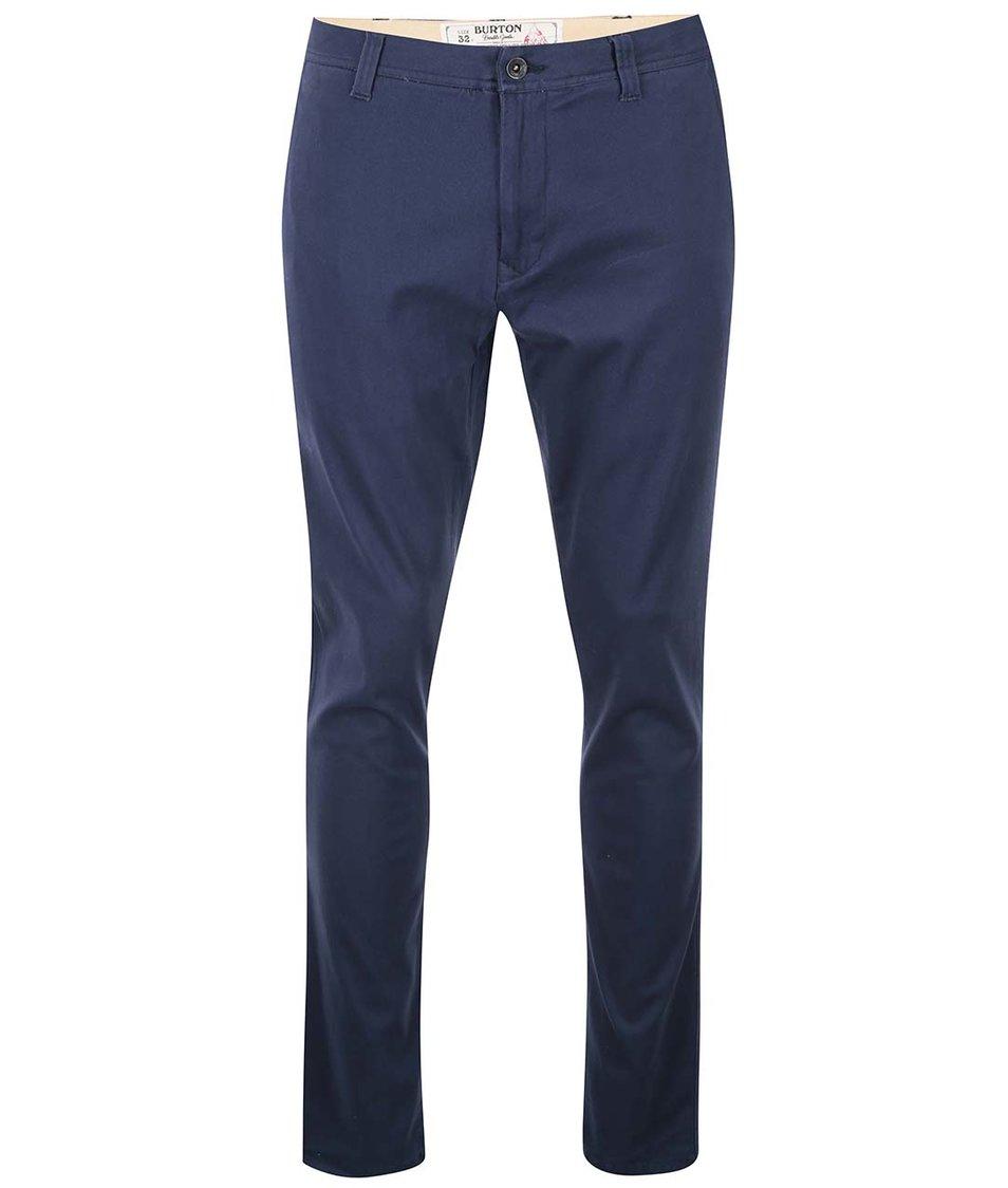 Modré pánské kalhoty Burton Sawyer