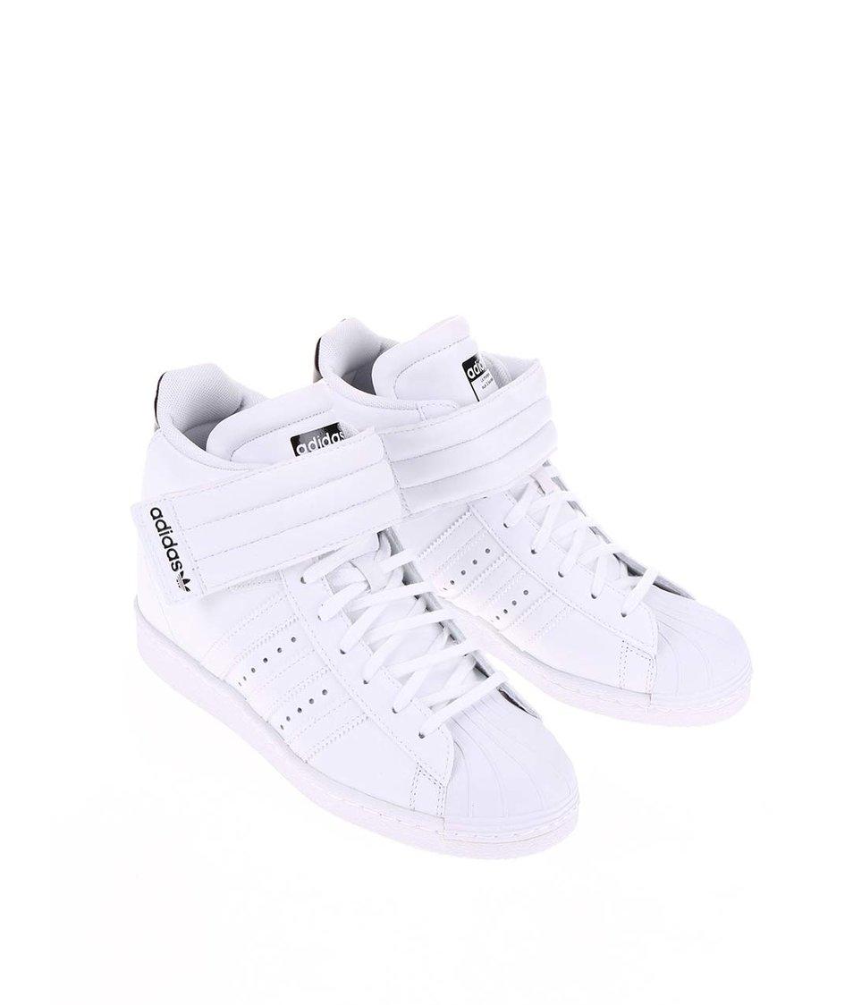 Bílé Boty Adidas Dámské ray-on.cz a334cb9b36