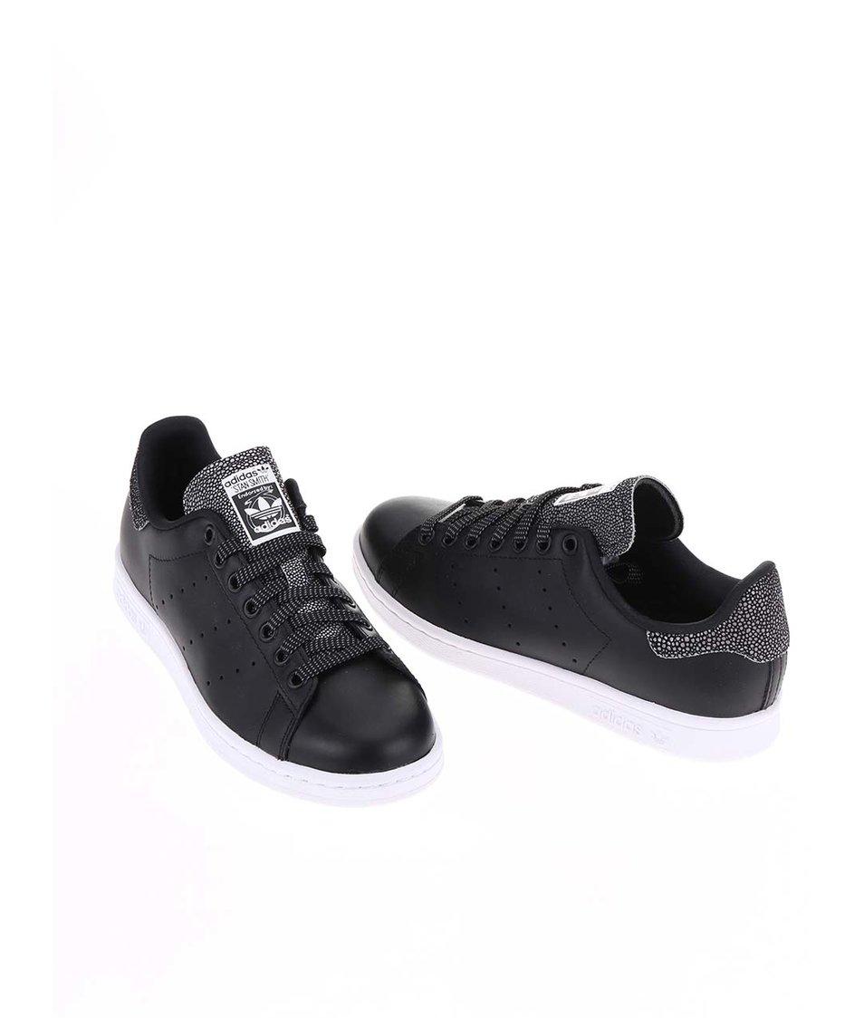 Černé dámské tenisky adidas Originals Stan Smith - Vánoční HIT ... f1ea0f93b67