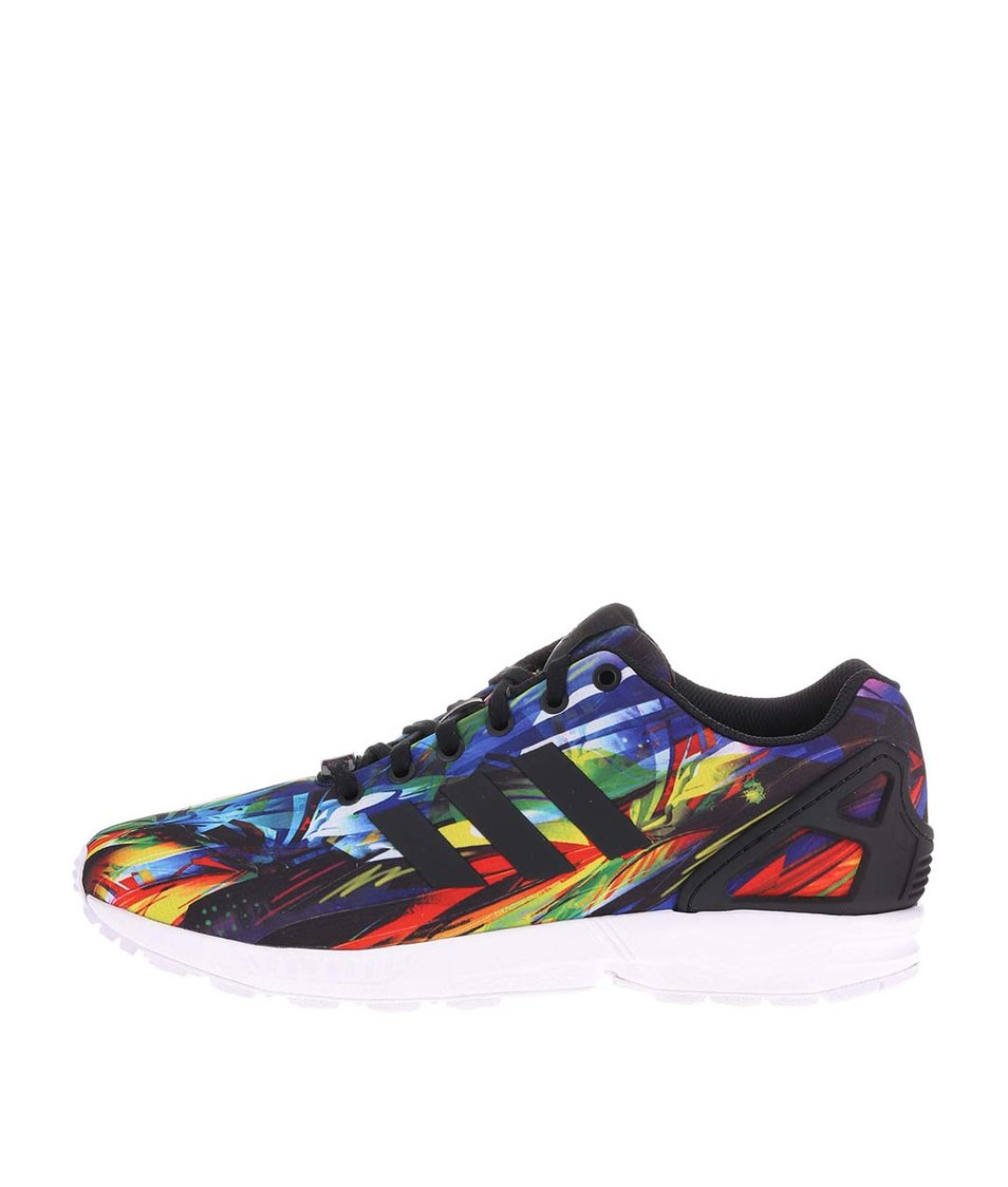 Barevné pánské tenisky adidas Originals Flux