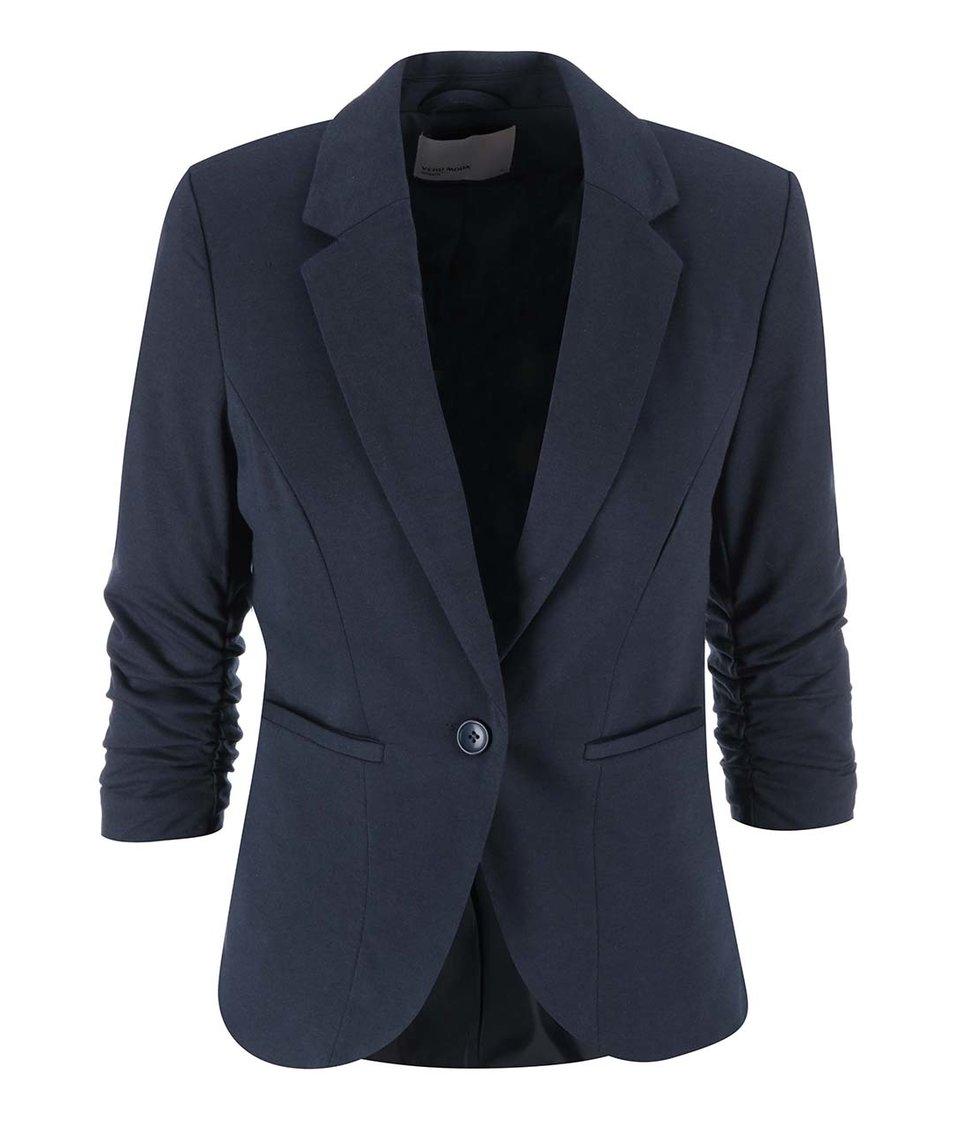 Tmavě modrý blejzr Vero Moda Sparkle