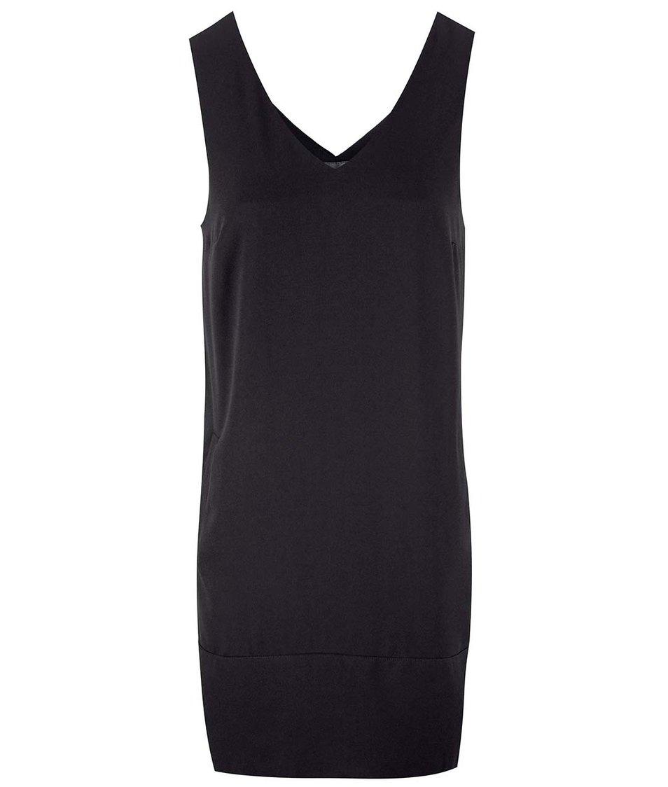 Černé šaty Vero Moda Cosmic