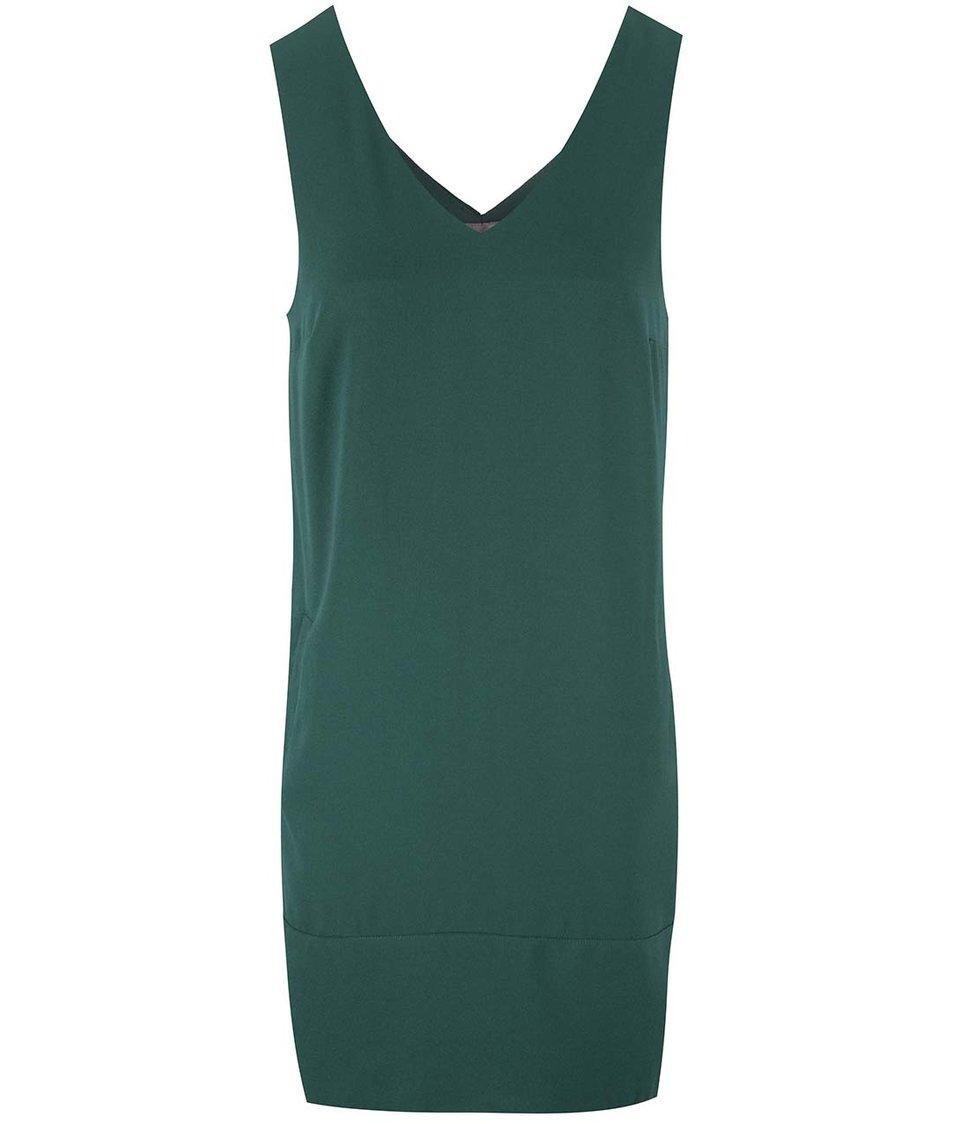 Zelené šaty Vero Moda Cosmic