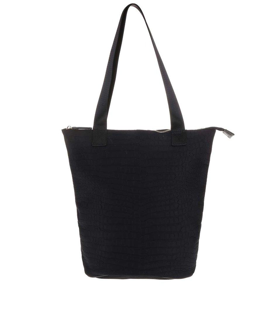 Černá kabelka s 3D vzorem ONLY Scopa