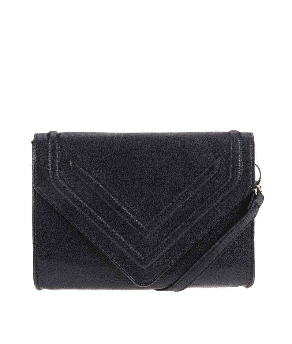 Černá menší kabelka přes rameno ONLY Shaina