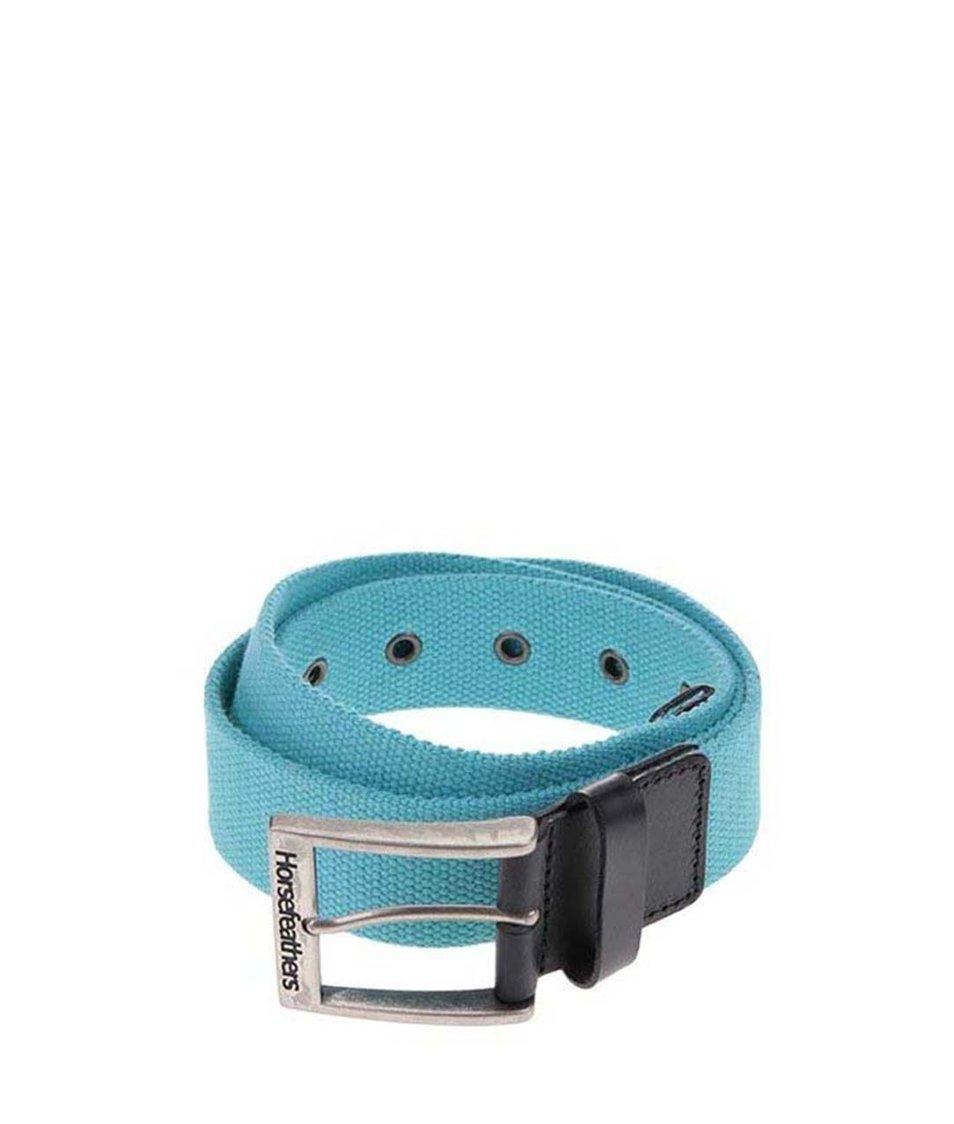 Modrý pánský pásek Horsefeathers Ron
