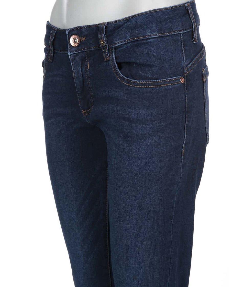 Tmavě modré dámské skinny džíny s.Oliver