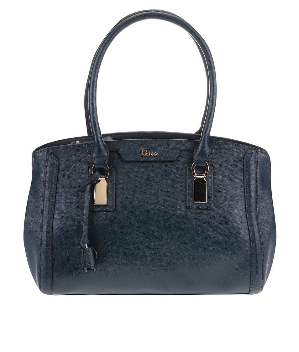 Petrolejová kabelka Dice Handbags Lizette