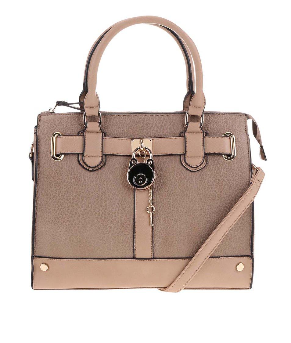 Béžová kabelka Gionni Sybil