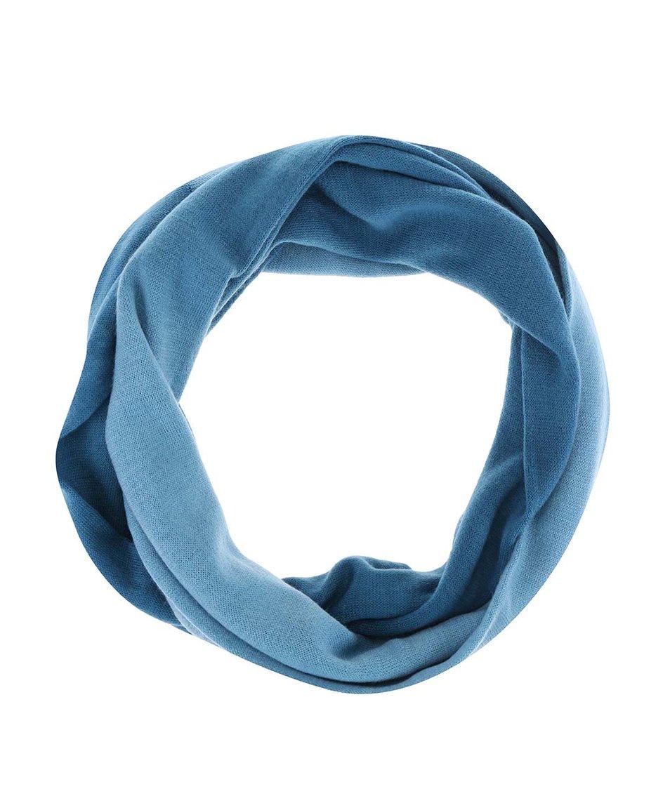 Modrá dámská dutá šála Burton W Crush