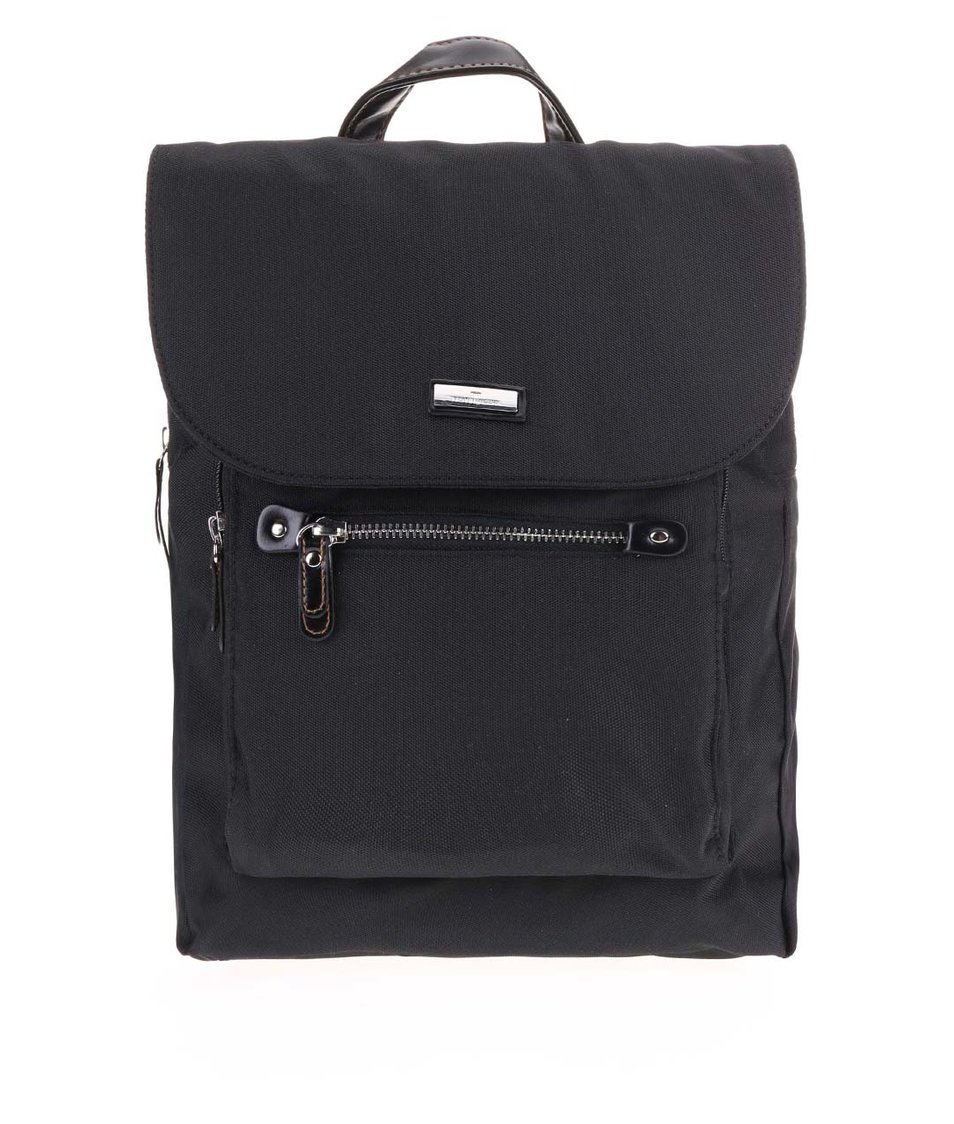 Černý batoh Tom Tailor