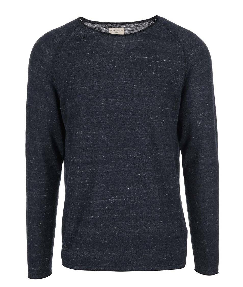 Modrý svetr Selected Late