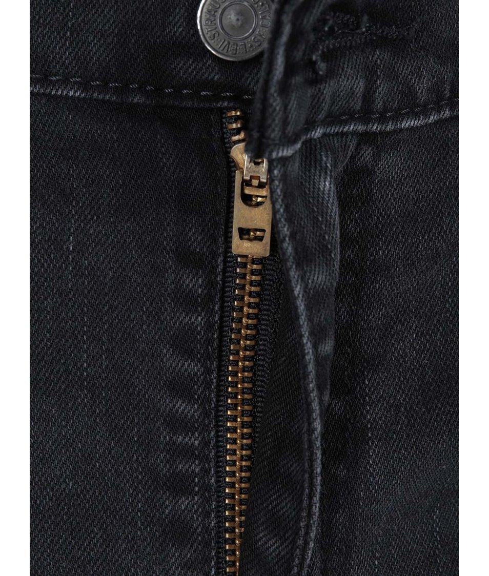 Černé pánské slim fit džíny Levi's® 511