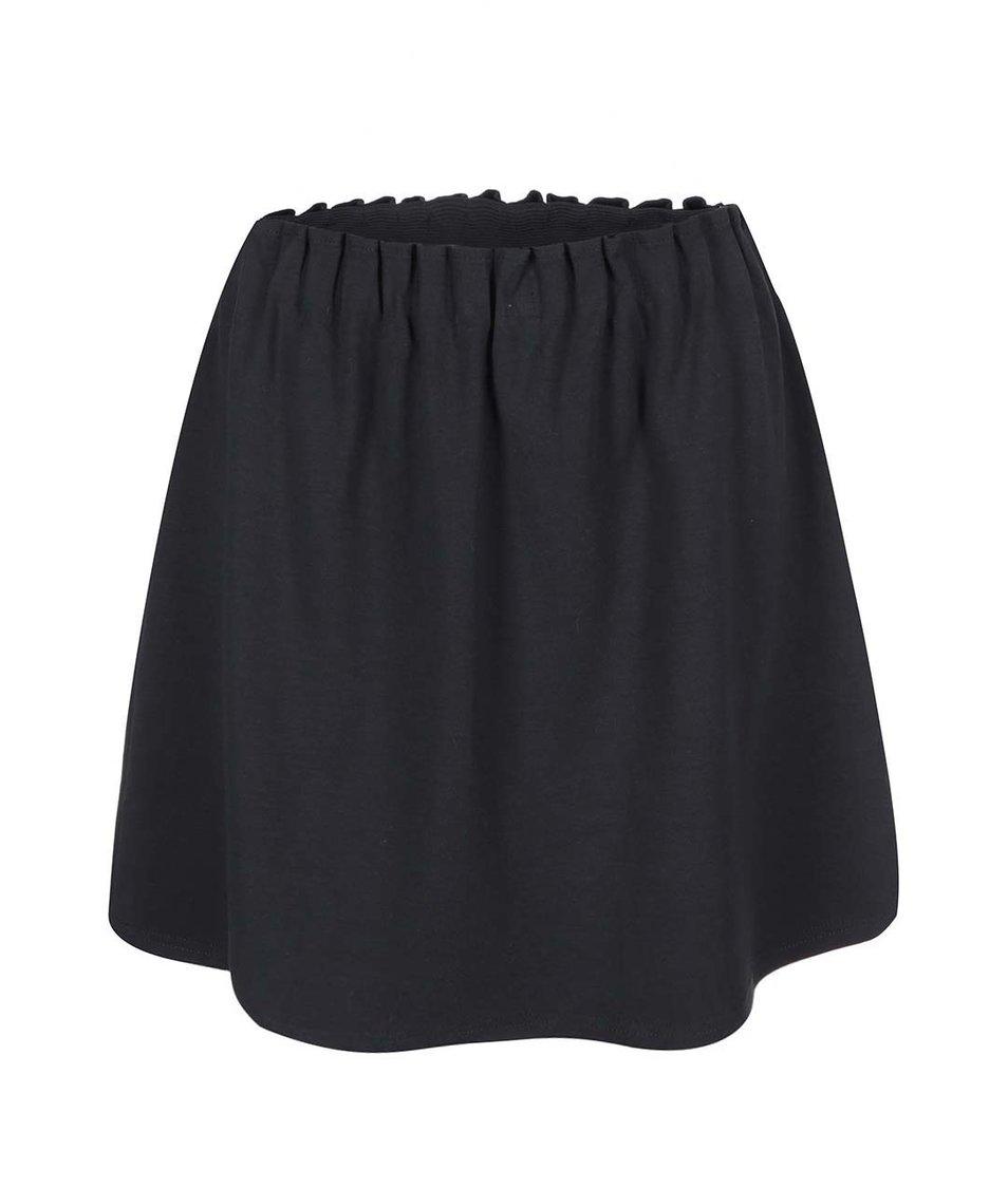 Černá sukně Vero Moda Manon