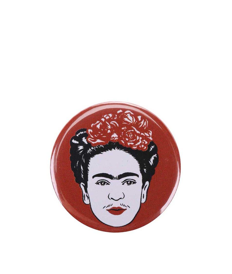 Velká červená placka ZOOT Originál Frida