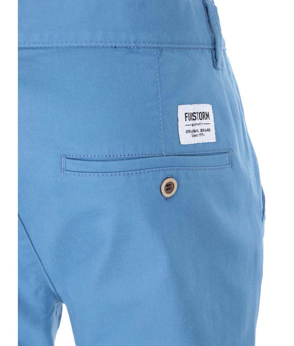 Světle modré pánské kalhoty Funstorm Wayz