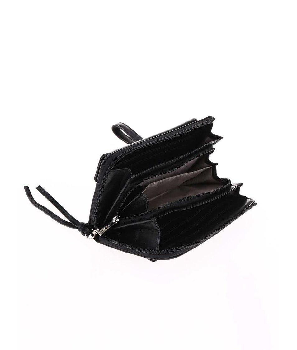 Černá peněženka Tamaris Sophie
