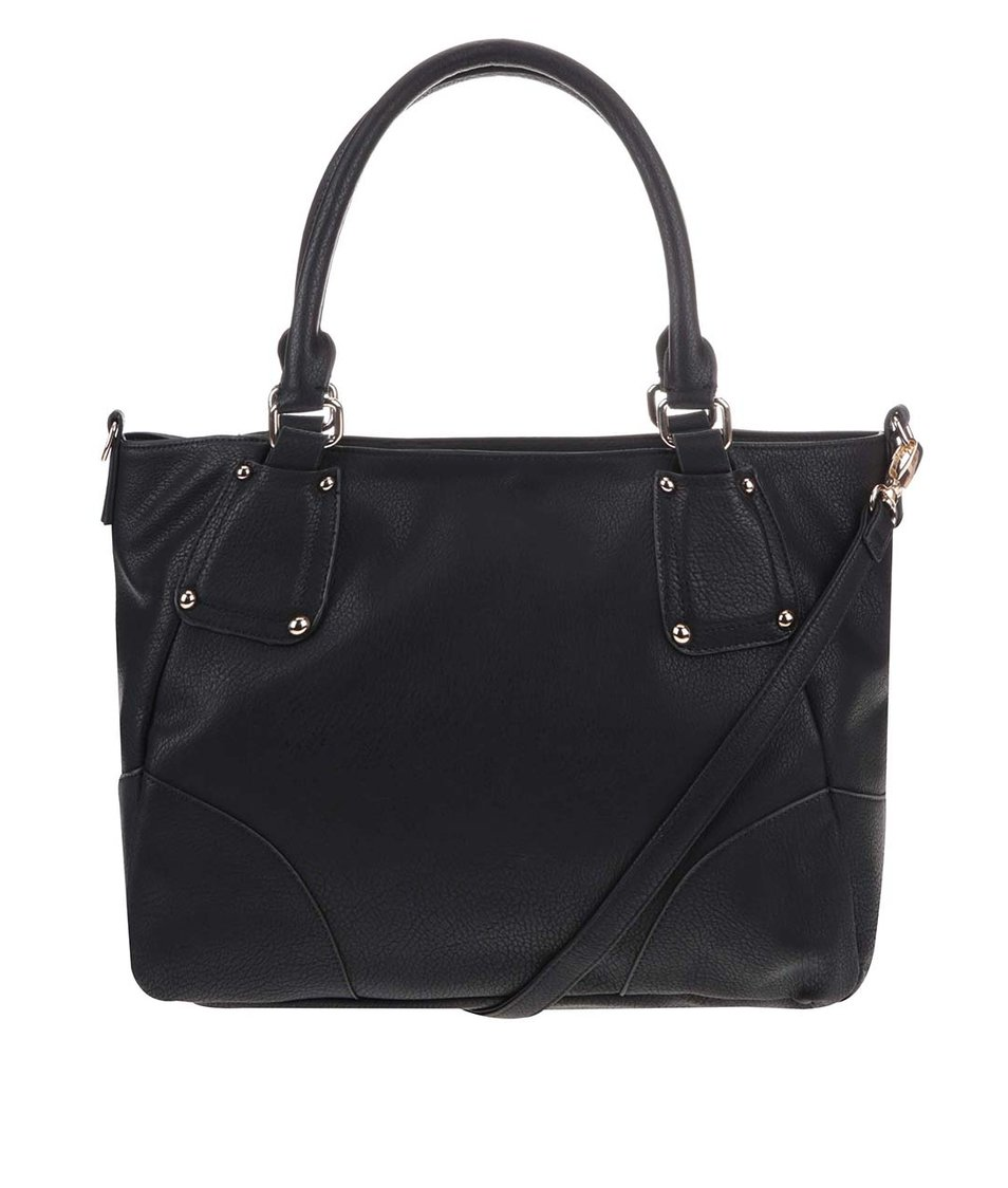 Černá kabelka Vero Moda Paris