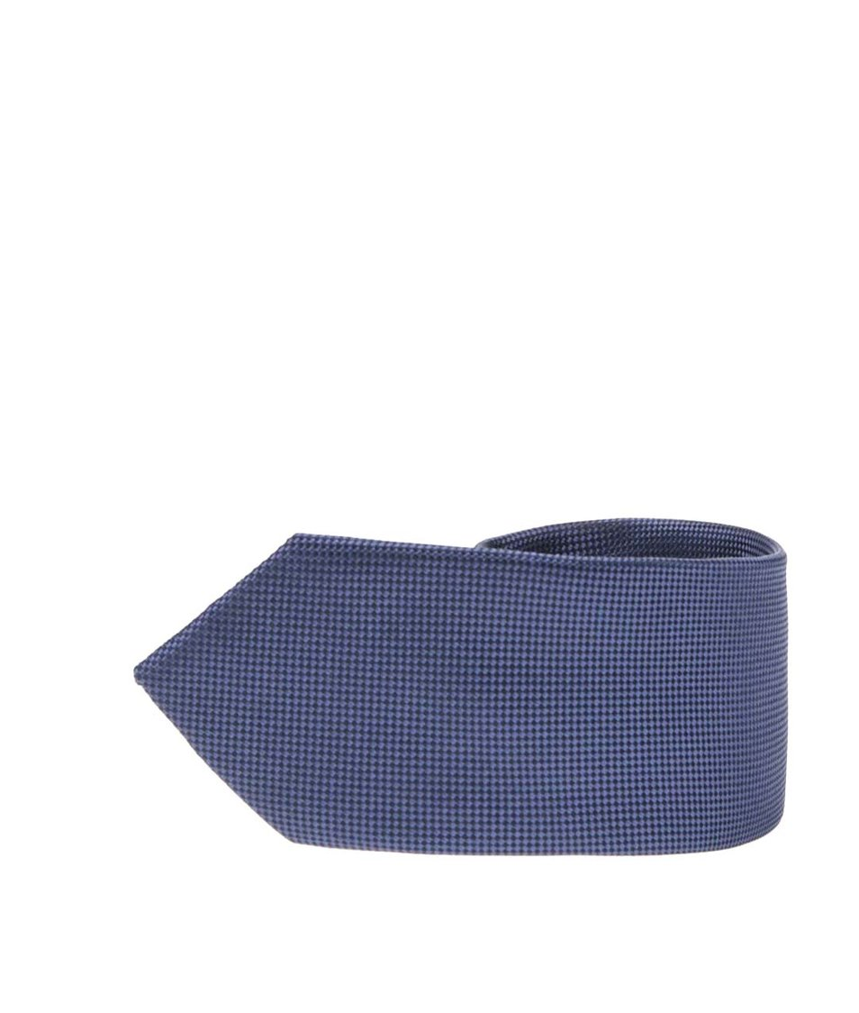 Modrá kravata Selected Noos