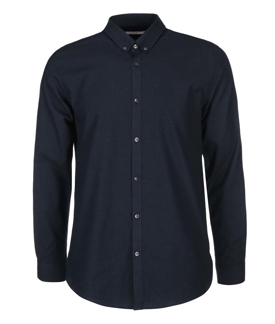 Tmavě modrá košile Jack & Jones Nordic
