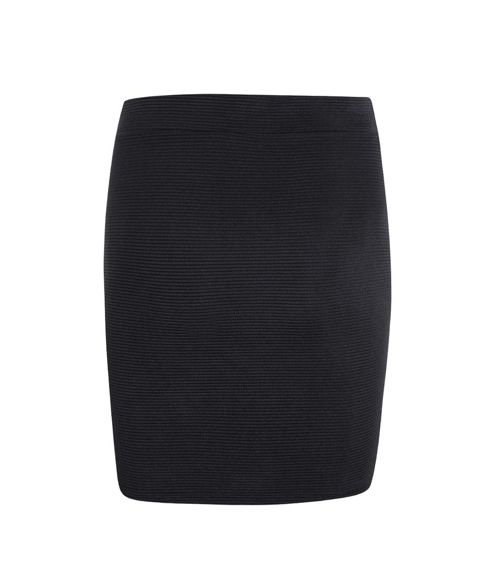 Černá sukně SisterS Point Singo-9