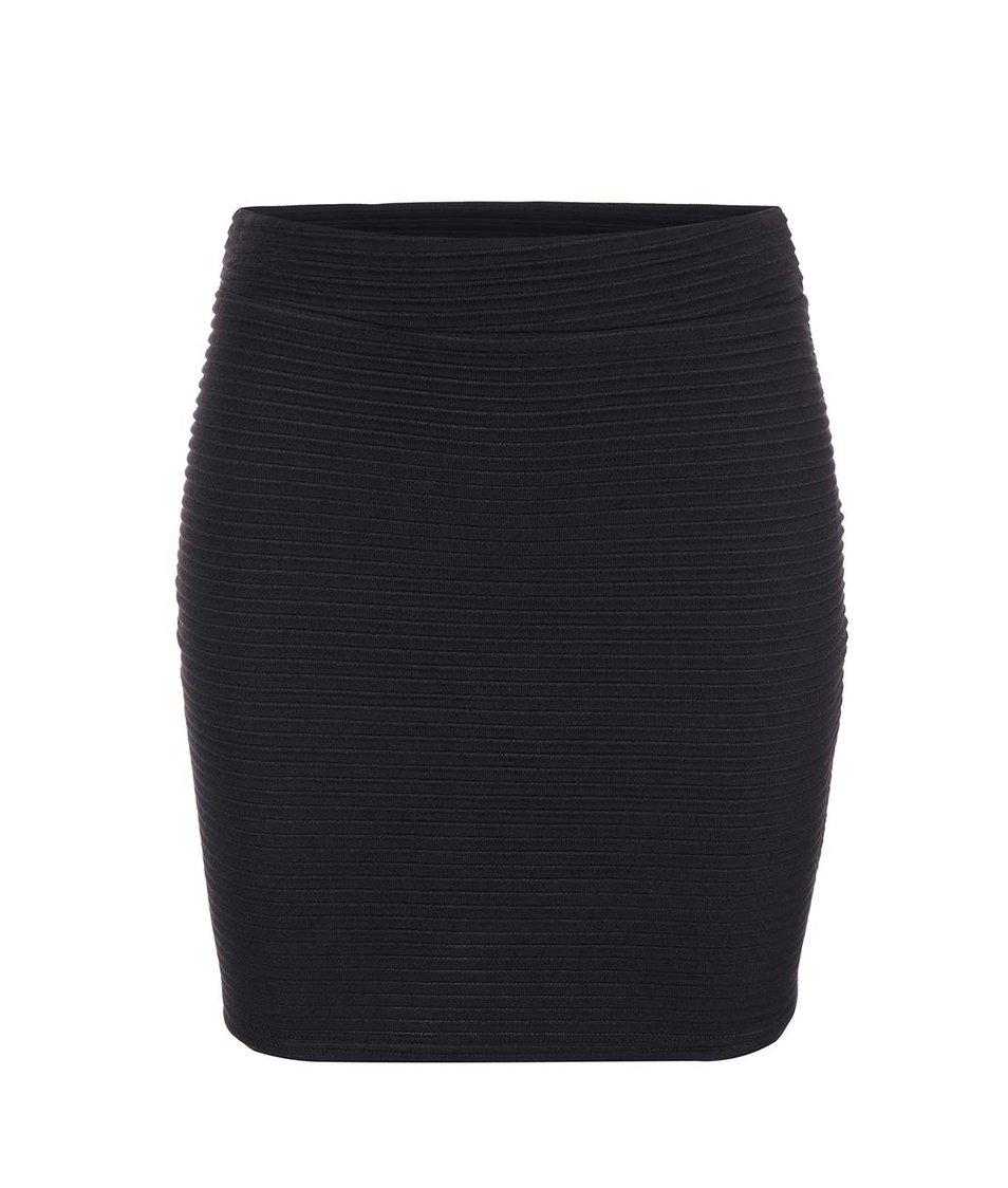 Černá sukně SisterS Point Singo