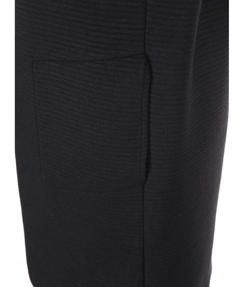 Černé šaty SisterS Point Gloria
