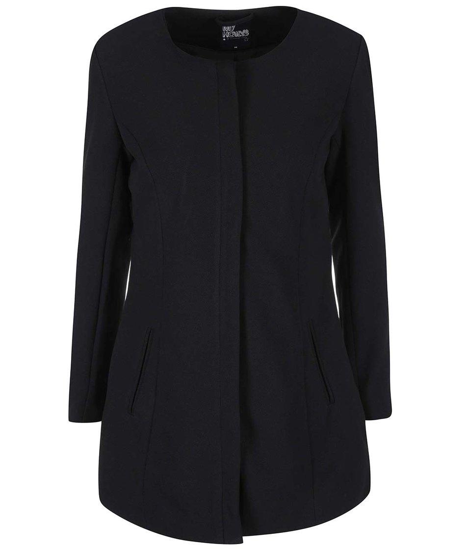 Černý lehký kabát Haily´s Clare