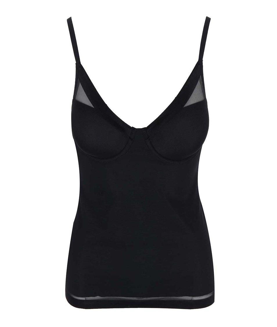 Černá košilka DKNY