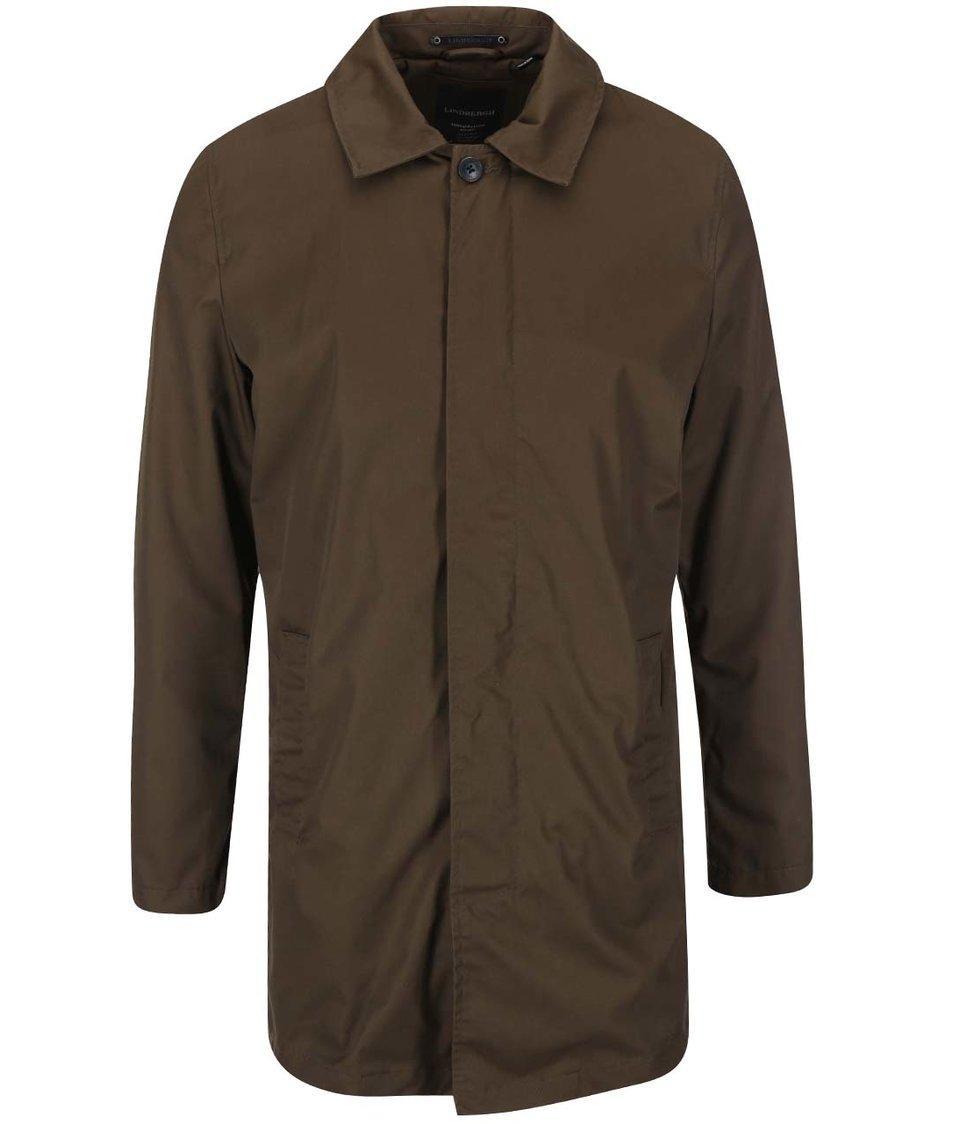 Khaki nepromokavá bunda Lindbergh
