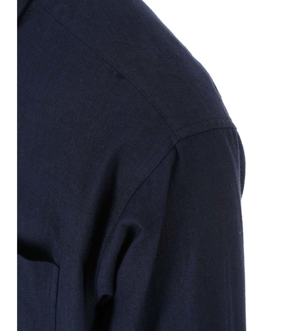 Tmavě modrá košile Jacks