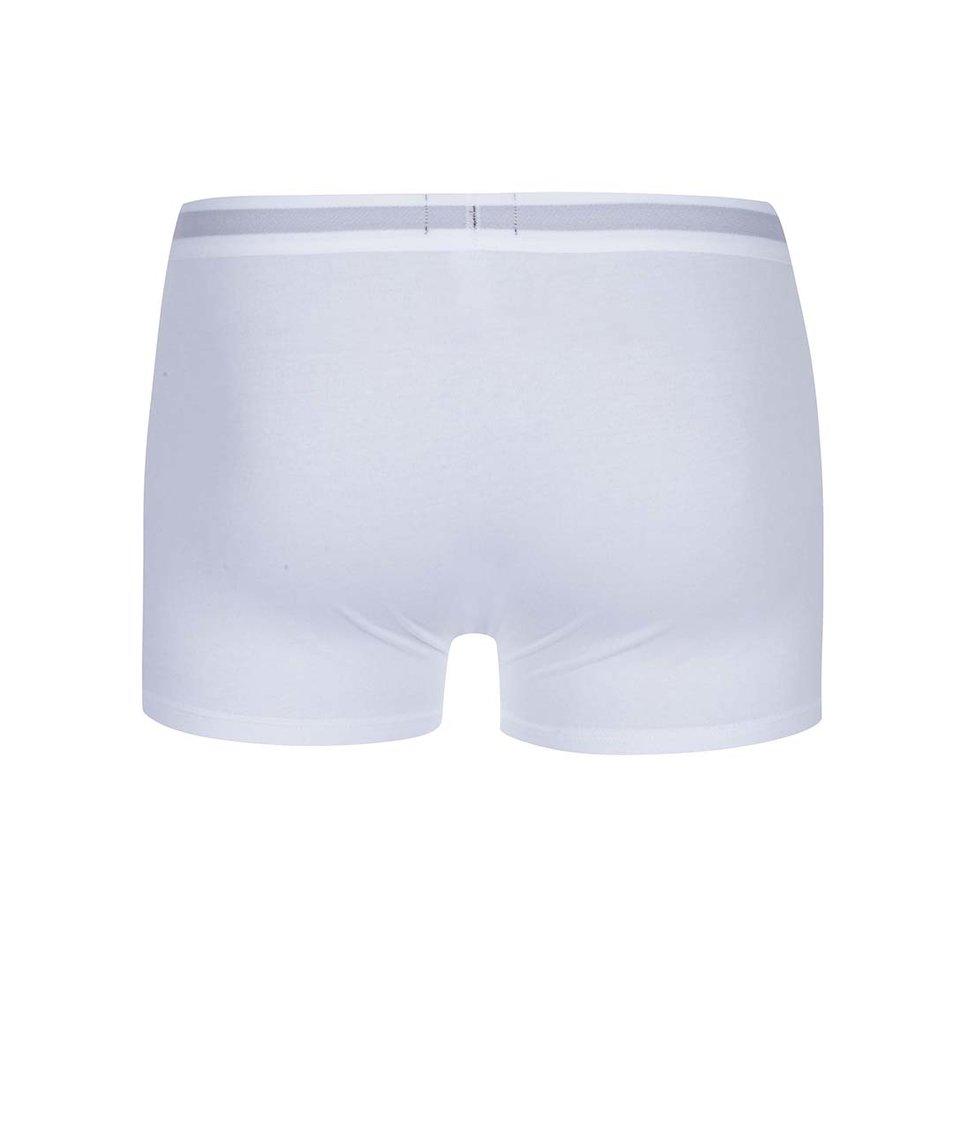 Bílé bavlněné boxerky Tommy Hilfiger