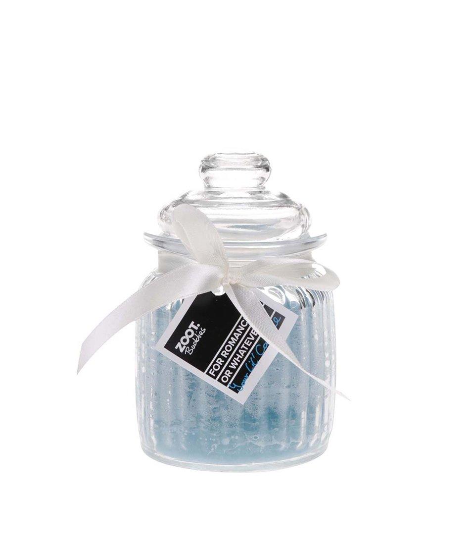 Vonná svíčka v malé skleněné dóze ZOOT Buddies Bavlna