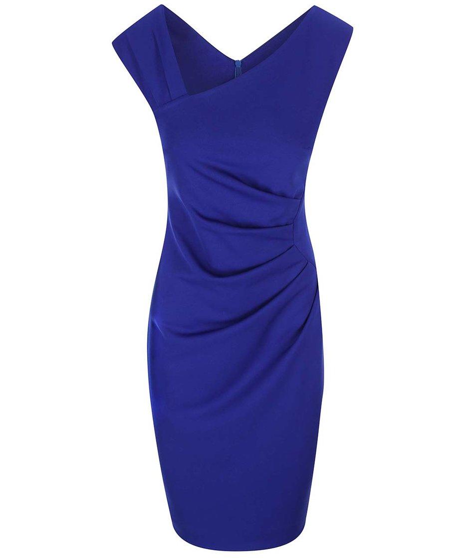 Modré šaty Lipstick Boutique Toni