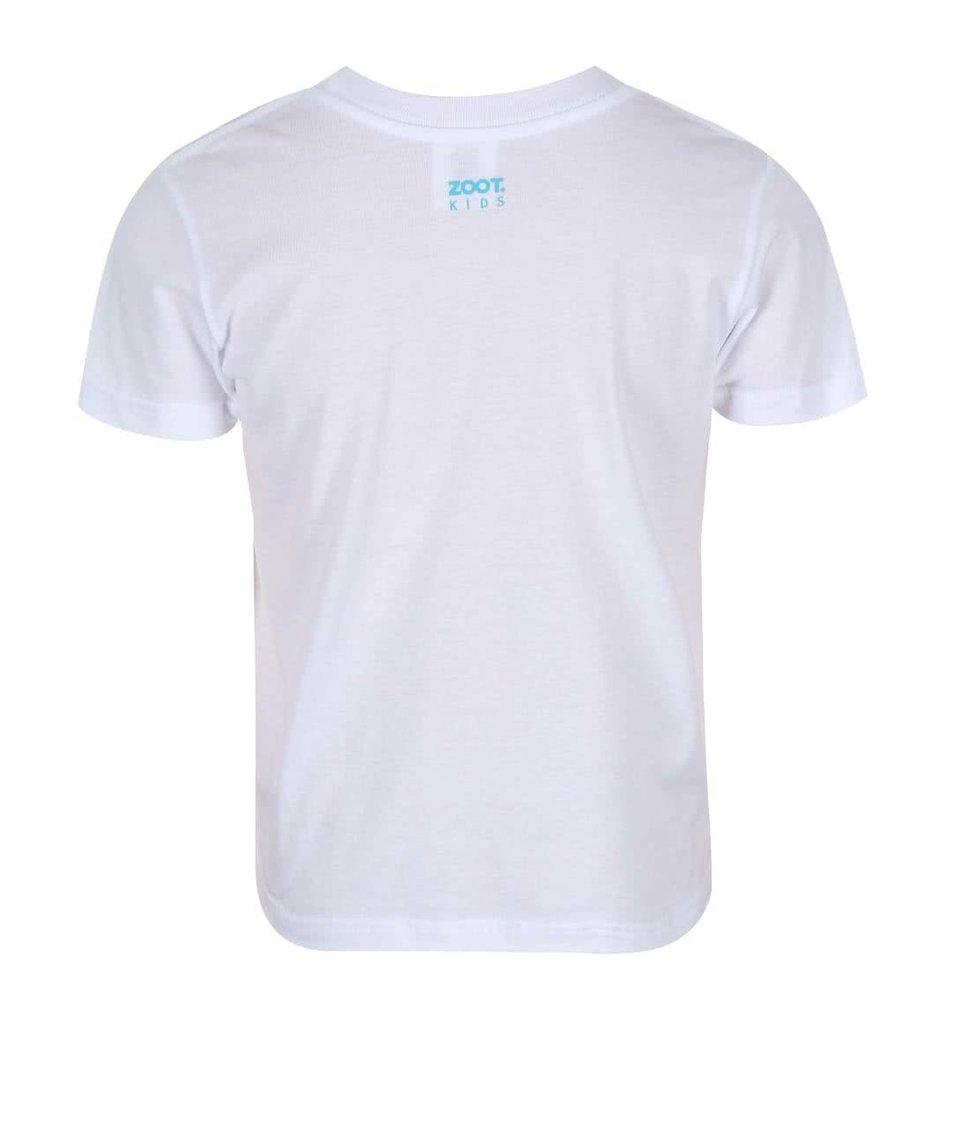 Bílé dětské triko ZOOT Kids Andílek