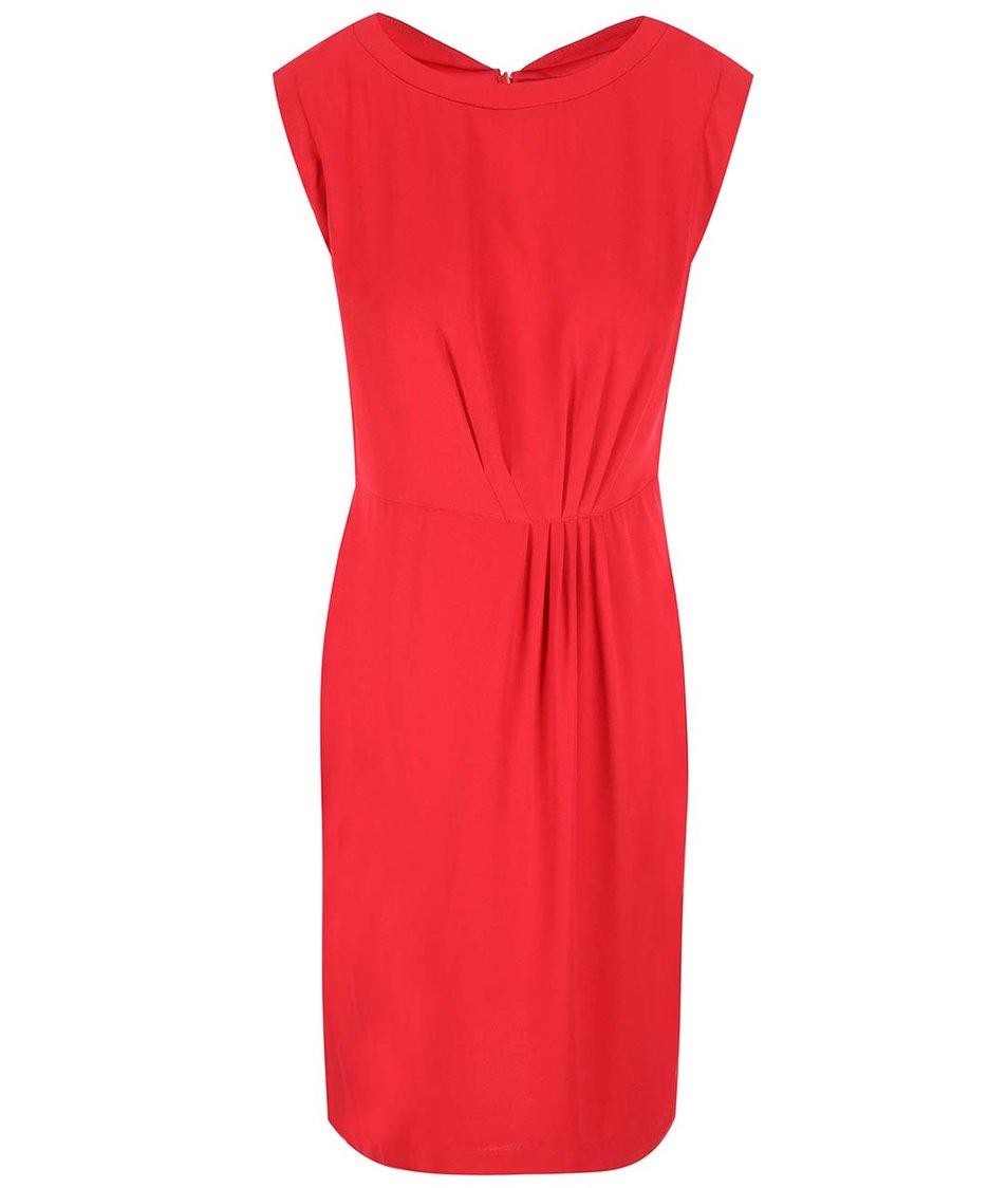 Červené šaty s.Oliver