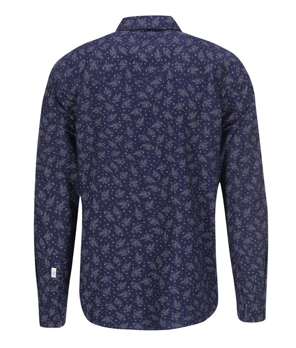 Modrá košile se vzorem Blend