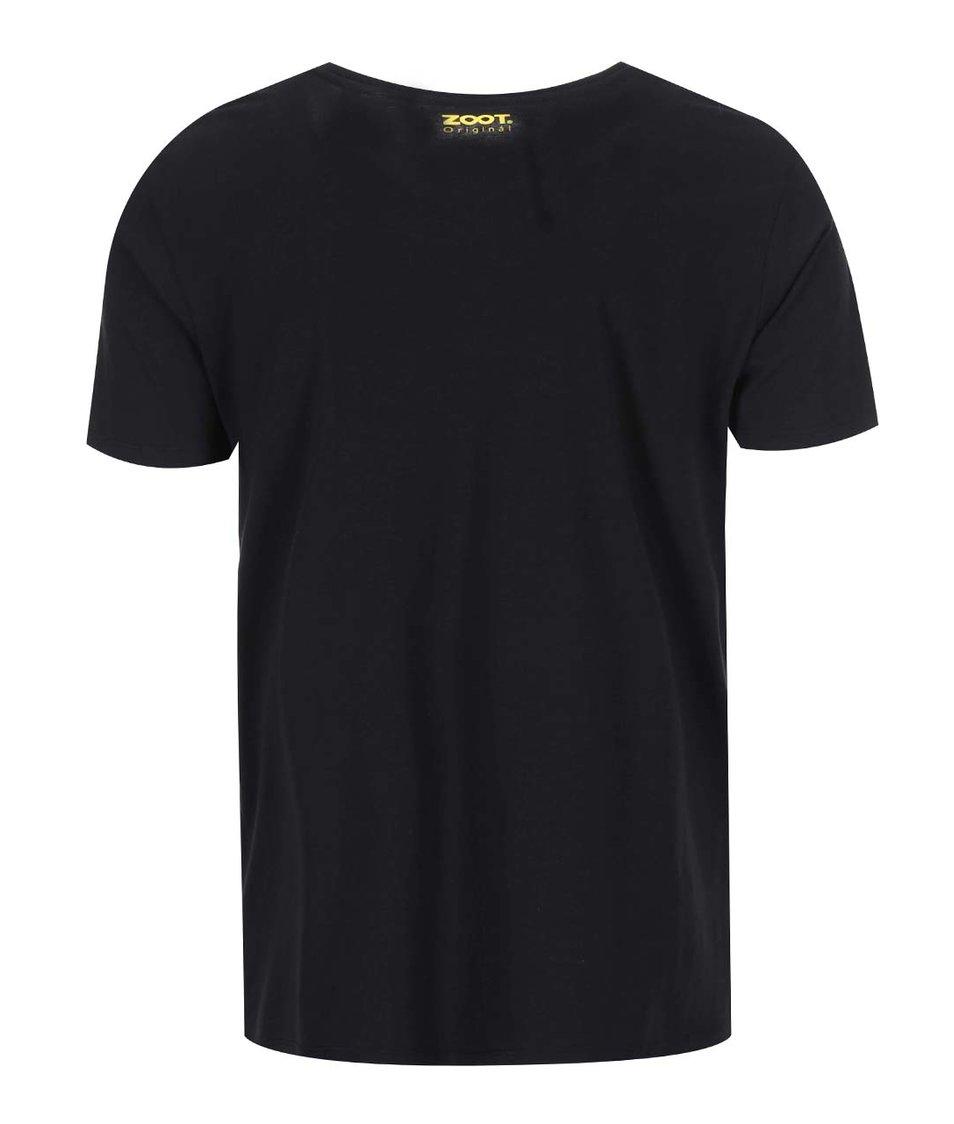 Černé pánské triko ZOOT Originál Se mnou nejsou žerty