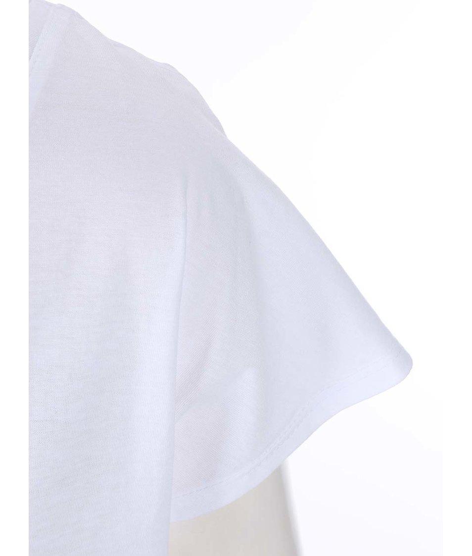 Bílé dámské tričko ZOOT Originál Existuje