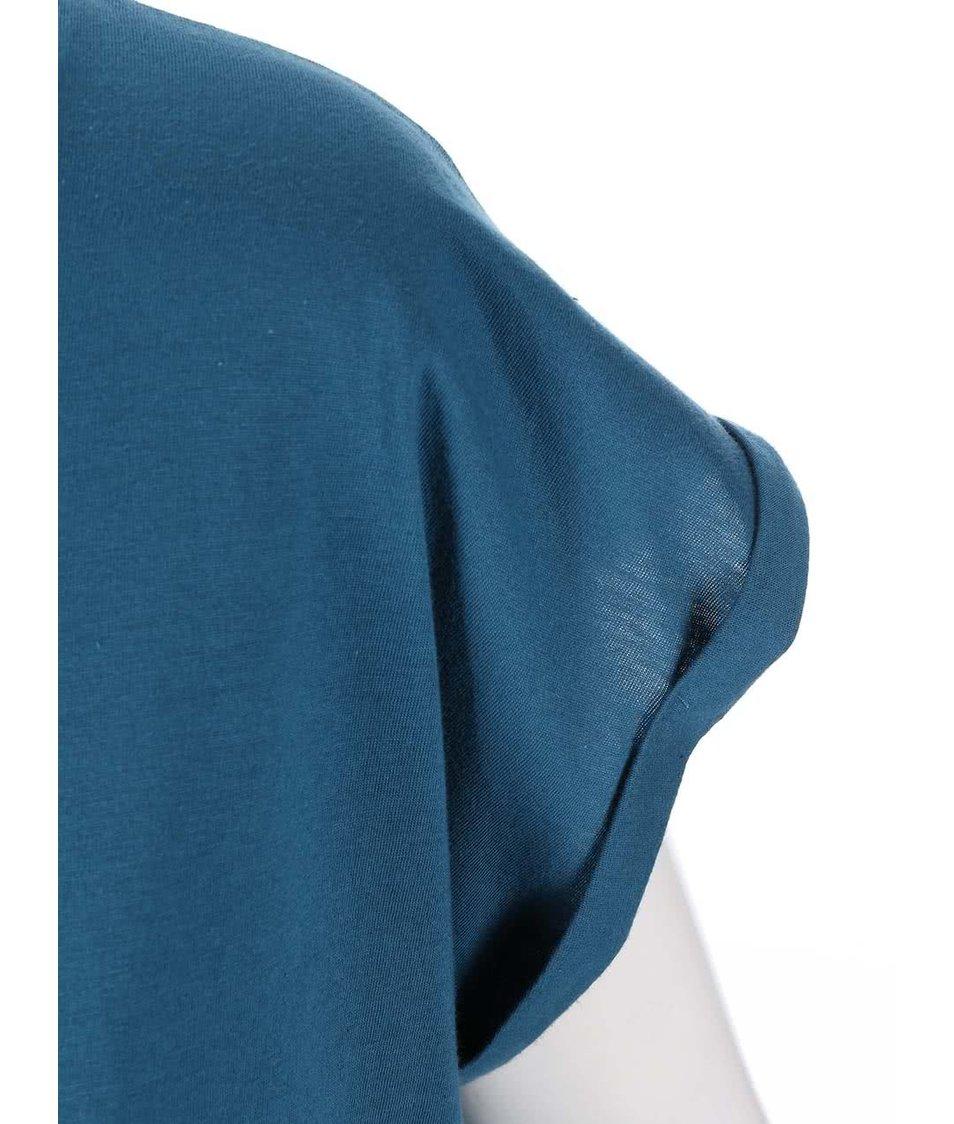 Modré dámské těhotenské tričko ZOOT Originál Betlém