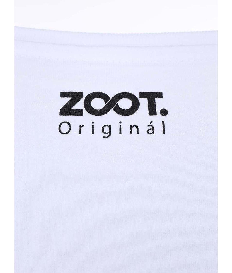Bílé dámské tričko ZOOT Originál Good Girl