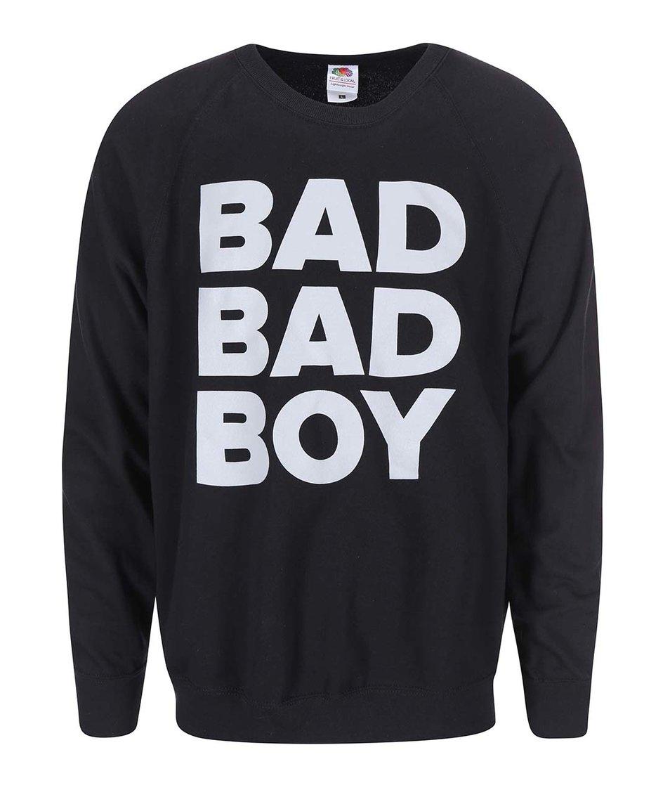 Černá pánská mikina ZOOT Originál Bad Bad Boy