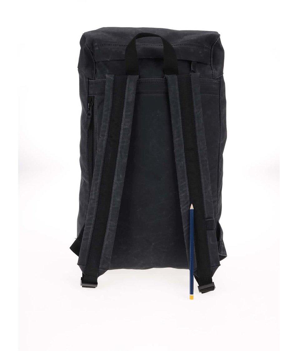 Černošedý batoh s vintage efektem Quiksilver Rucksack