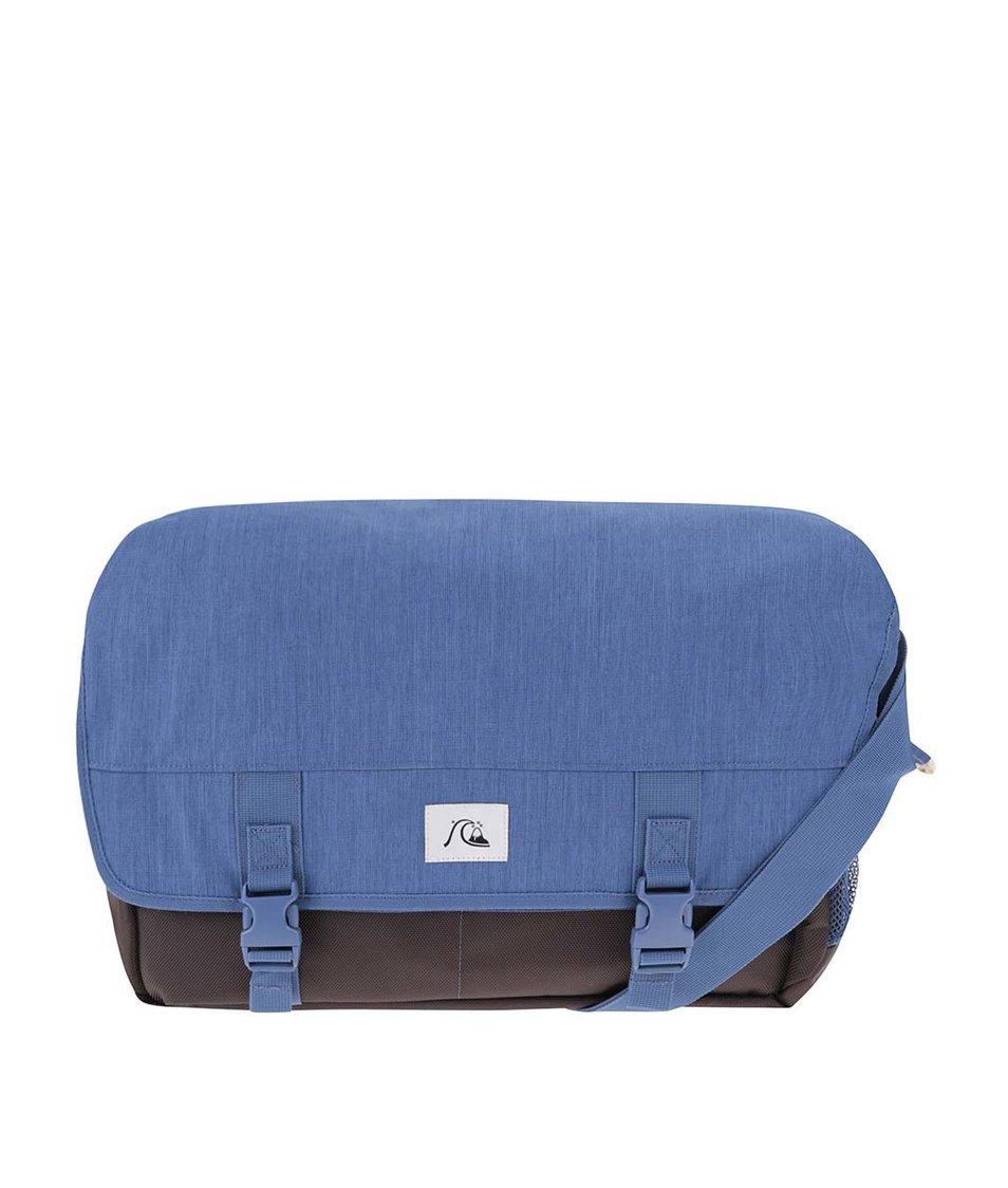 Černo-modrá taška přes rameno Quiksilver Carriers